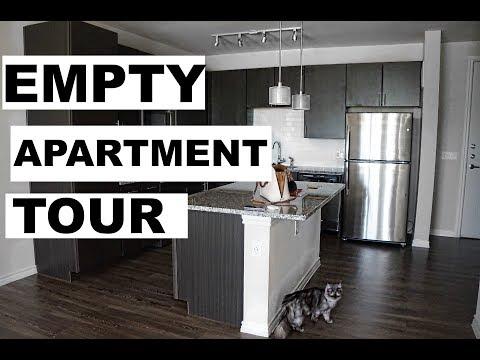 Empty Apartment Tour ♡  Austin, Tx 2017