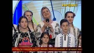 Zestrea Ilfoveana - Sub o salcie pletoasa (Ceasuri de folclor - Favorit TV - 05.04.2017)