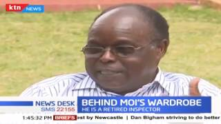 MOI DAY: Retired Inspector of Police who protected Former President Daniel arap Moi