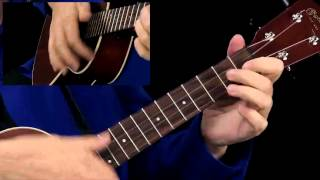 Ukulele Lesson - #11 12th Street Rag Performance - Marcy Marxer