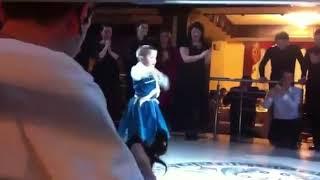 Harika Kafkas dansı lezginka Великий кавказский танец лезгинка