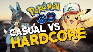 POKÉMON GO HARDCORE?!   Pokémon GO