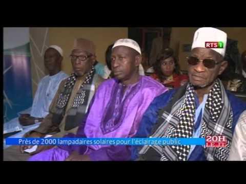 Journal Télévisé 20H de la RTS1 du samedi 23 avril 2016