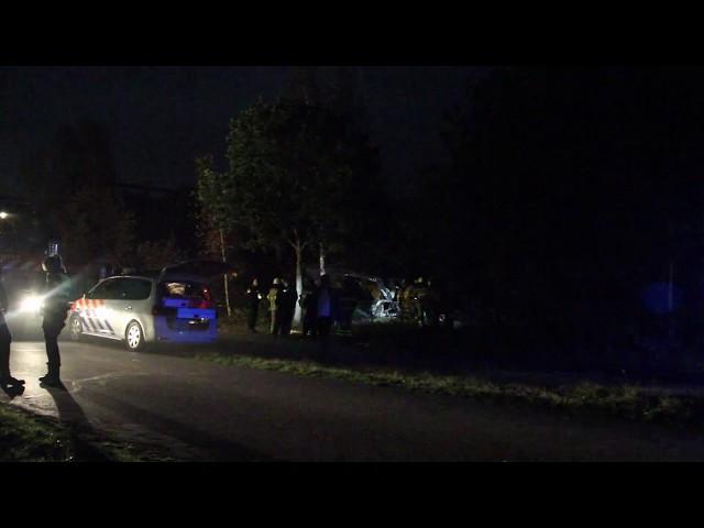 VeluweFM: Treinverkeer gestremd na aanrijding met bus Harderwijk