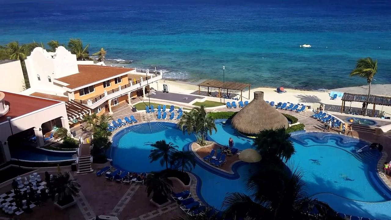 El Cozumeleno Beach Resort Cozumel Mexico YouTube