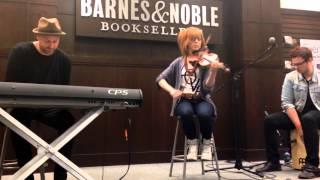 Lindsey Stirling Shatter Me Acoustic Barnes Noble