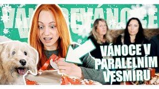 VÁNOCE V PARALELNÍM VESMÍRU - Sketch | NATYLA & Mamka, Babička..