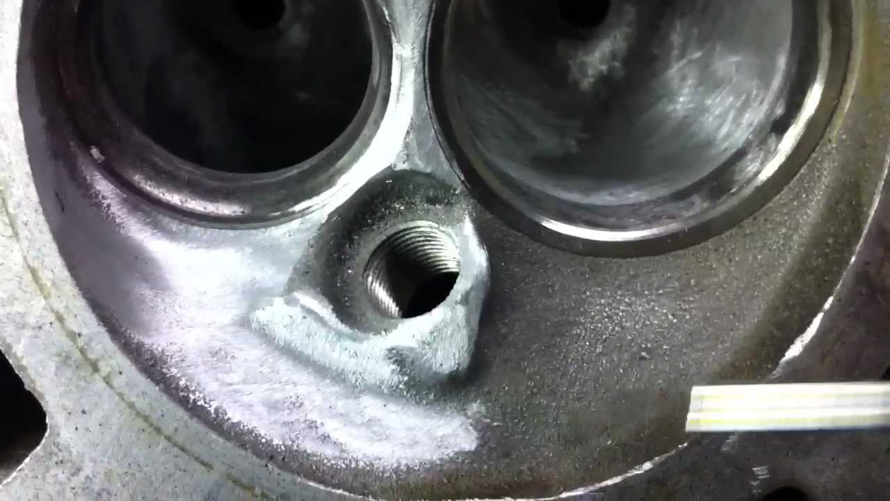 How To LS1 DIY Head Porting Part 8 - Tootsie Roll + Combustion Chamber Start