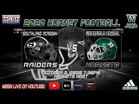 Southland Academy Raiders vs. Westfield School Hornets