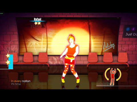 Madonna - Holiday | Just Dance 2017 (PC)