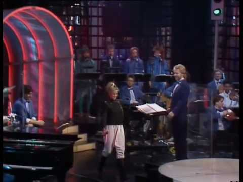 Danse I Måneskin - Trine Dyrholm - Dansk Melodi Grand Prix 1987