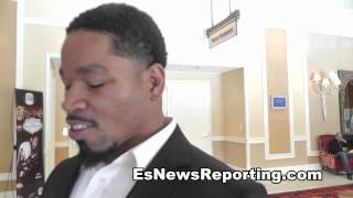 shawn porter on sparring pacquiao and floyd vs manny - esnews Boxing