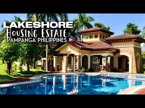 Lakeshore Housing Estate Pampanga Philippines