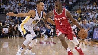 Rockets Vs. Warriors: 2018 NBA Western Conference Finals Preview | Dre Baldwin