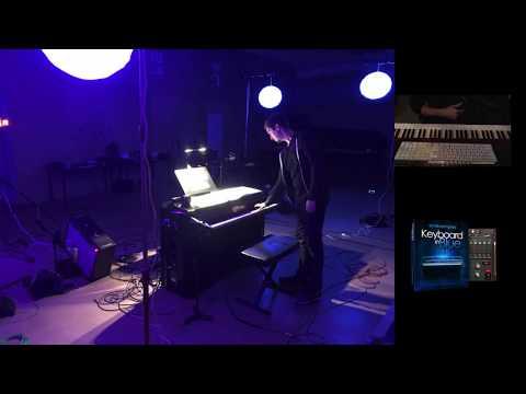 Keyboard in Blue Walkthrough Video