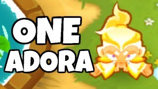 How Long Can You Survive With Adora? (Bloons TD 6)