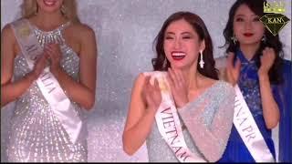 [Full] Lương Thùy Linh lọt top 12 Miss World 2019 🇻🇳