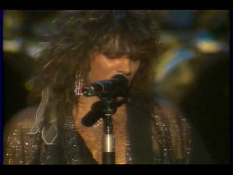 Bon Jovi - Shot trough the heart (live) - 28-04-1985