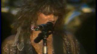 Bon Jovi Shot Trough The Heart Live 28 04 1985