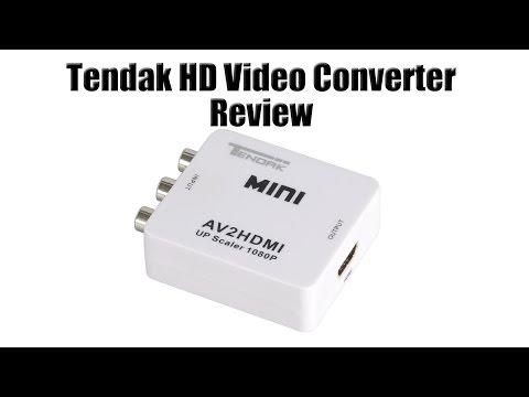Tendak HD Video Converter Review