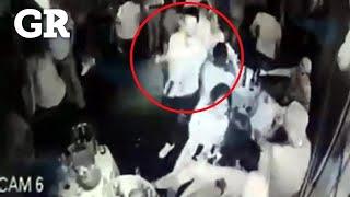 Masacre en bar de Acapulco
