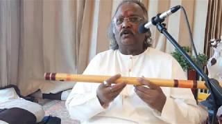 Pt  Rajendra Prasanna ji about Punam Flutes and Subhash Thakur