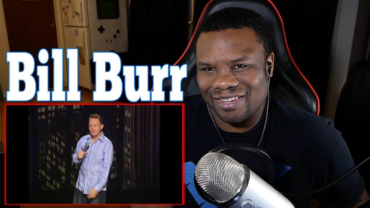 Bill Burr - Black Friends, Clothes & Harlem Reaction - YouTube