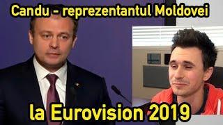 CANDU LA EUROVISION 2019   LIVE pe Facebook