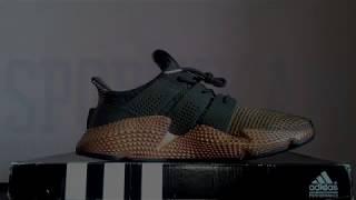 видео Женские кроссовки Adidas Prophere