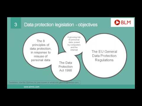 EU data protection regulations - just 18 months to prepare