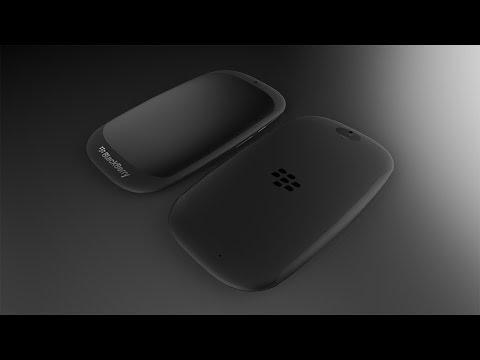 Blackberry P1 New Slim Design Concept ᴴᴰ