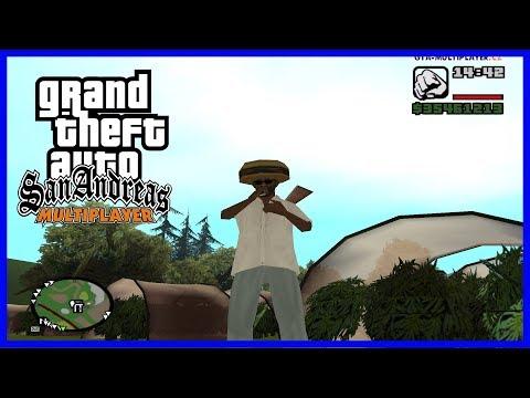 JAK OKRÁST HRÁČE! (GTA San Andreas Multiplayer #57)