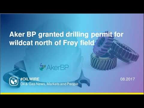 Aker BP granted drilling permit for wildcat north of Frøy field