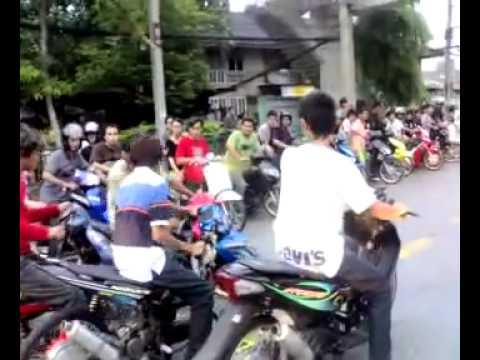 Mio Thái Cắt Đít Pô Ù Tại Việt Nam