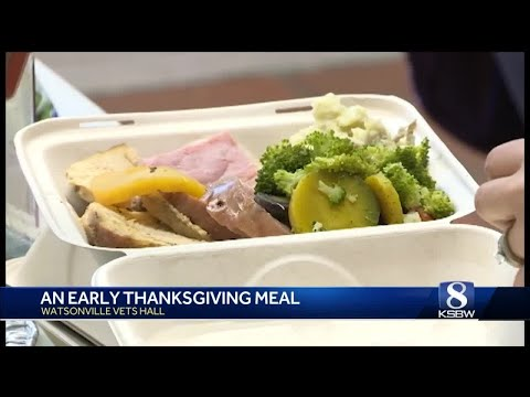 Annual mental health family Thanksgiving hosted in Watsonville thumbnail