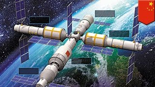 Live: China launches Tiangong-2 space lab