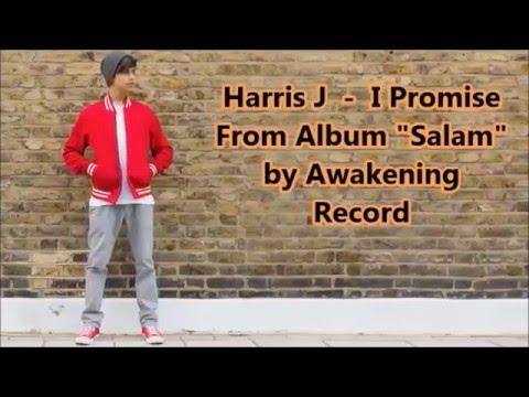 Harris J -  I Promise (with Lyric and Indonesian translate)
