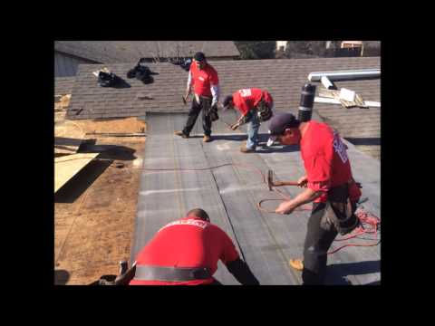 video:ROOFING CONTRACTOR DALLAS TEXAS