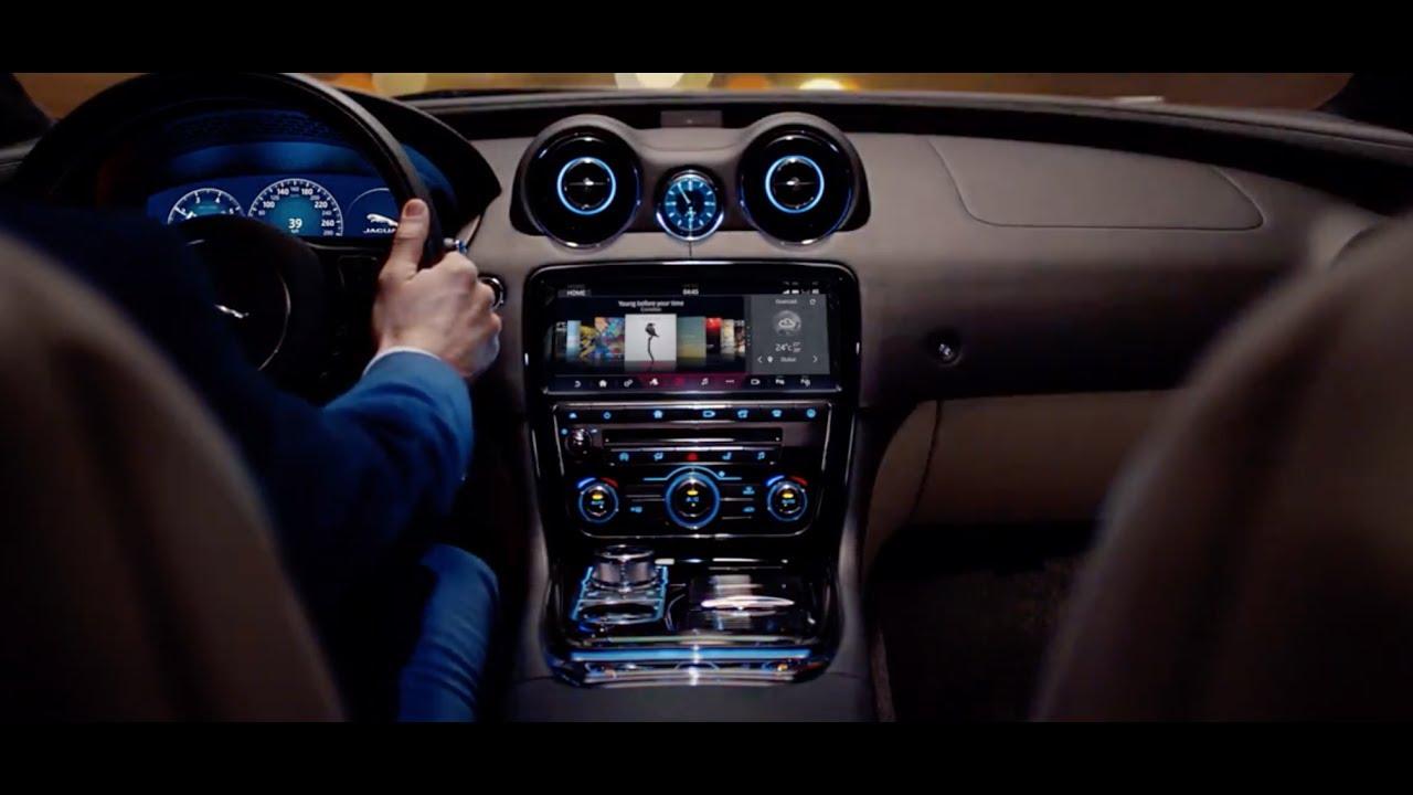 2018 jaguar xjr. delighful xjr 2018 allnew jaguar xj u0026 xjr 575 18my  virtual instrument display and jaguar xjr c