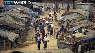 Myanmar Grabbing Rohingya Land?
