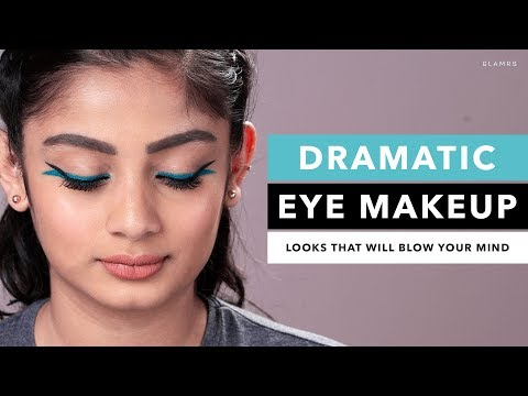 3 Edgy Eyeliner Looks You Need To Try || Glamrs Makeup Tutorial