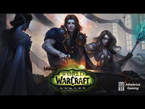 Anduin's Theme - Altered Remix [Neal Acree ft. Julie Elven]