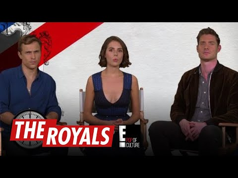 The Royals  The Royal Hangover Season 4, Ep. 8  E!