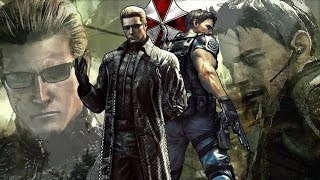 Фильм Обитель Зла 6 Крис Рэдфилд (Зомби, Ужасы) Resident Evil 6 игрофильм