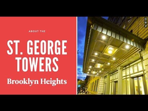 4 Things to Know About St. George Towers | New York City Student Housing