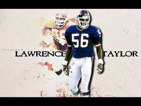 Lawrence Taylor - Highlights of the Greatest Of All Time