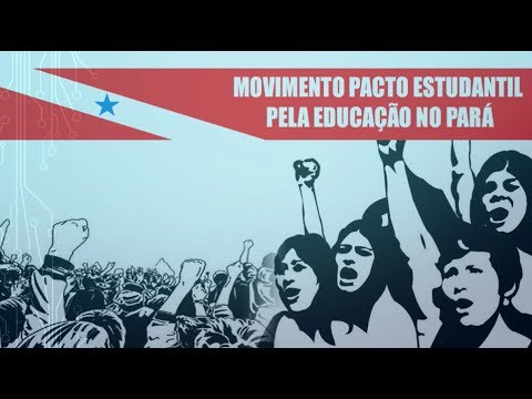 Movimento Pacto Estudantil Pela Educação no Pará