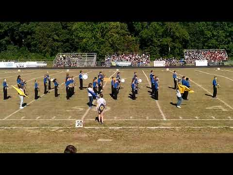 Centreville Middle School Marching Band September 2017