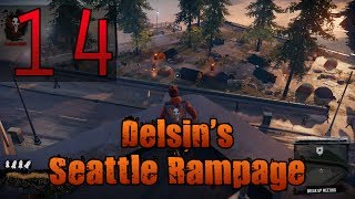 [14] Delsin's Seattle Rampage (let's Play Infamous: Second Son [evil Playthrough] W/ Galm)