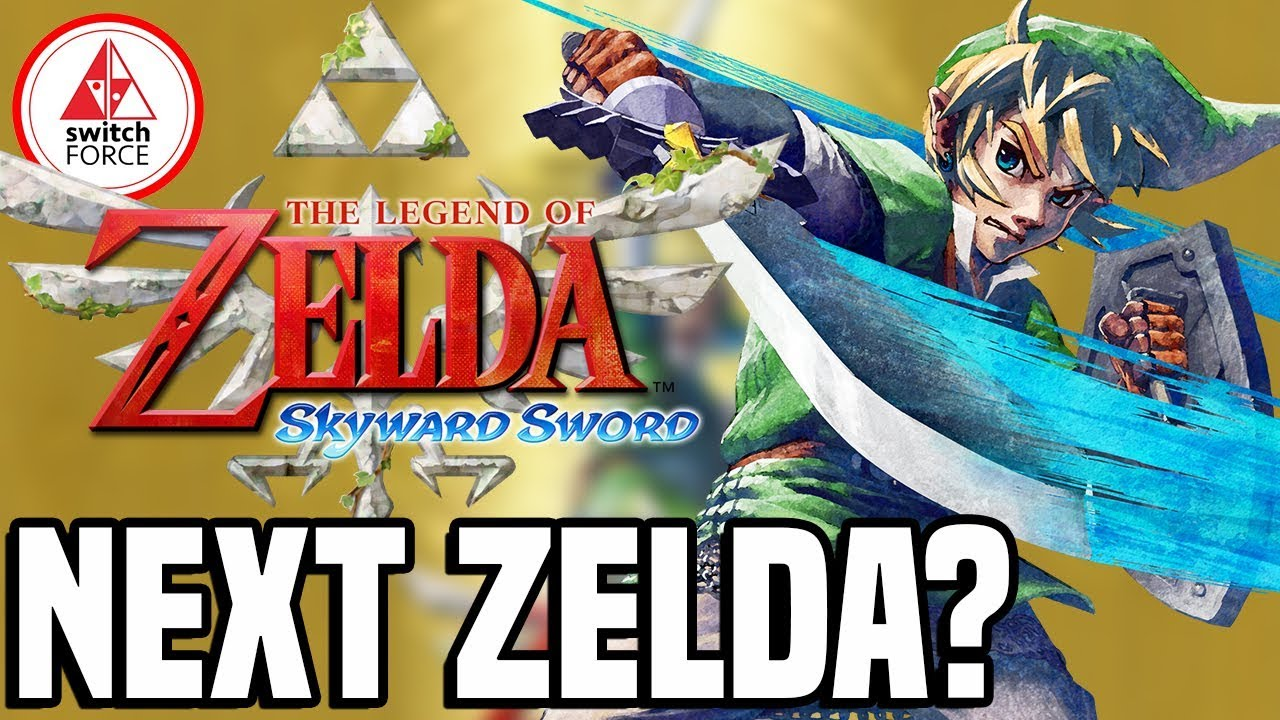 New Switch Zelda Game Coming In 2019 Would You Buy A